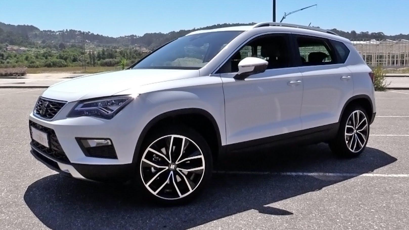 Seat Ateca 1.6D – SUV