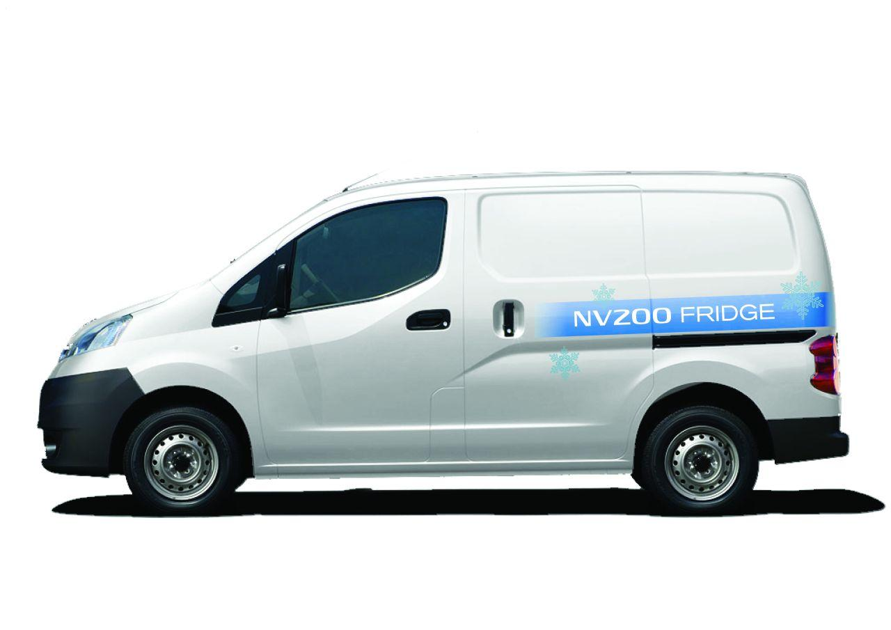 NISSAN NV200 (ISOTERMO)