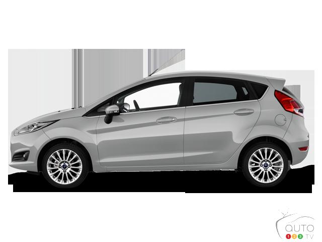 Ford Fiesta 1.0i A/A, 5 puertas